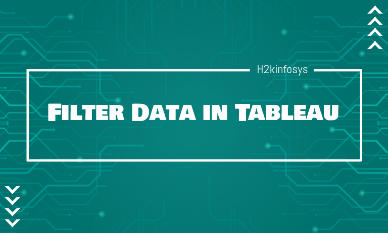 Filter Data in Tableau