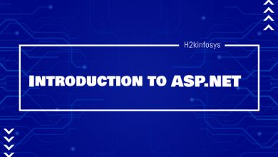 Photo of Introduction to ASP.NET