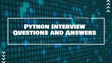 Photo of Python Interview Questions and Answers