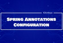 Photo of Spring Annotations Configuration
