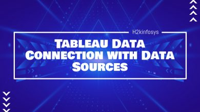 Photo of Tableau Data Connection with Data Sources