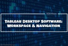 Photo of Tableau Desktop Software: Workspace & Navigation