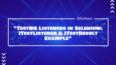 Photo of TestNG Listeners in Selenium