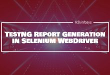 Photo of TestNG Report Generation in Selenium WebDriver