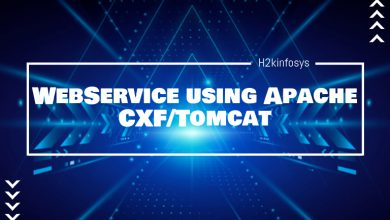 Photo of WebService using Apache CXF/Tomcat