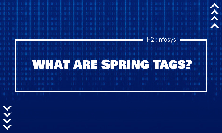 What are Spring Tags
