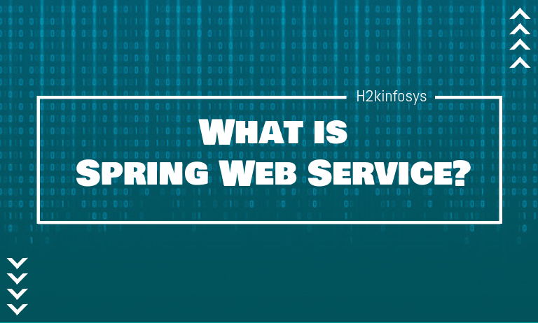 What is Spring Web Service