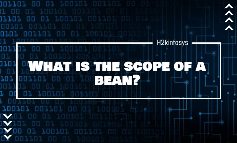 What is the scope of a bean