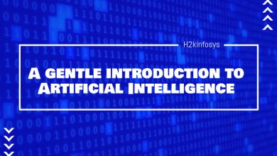 Photo of A gentle introduction to Artificial Intelligence