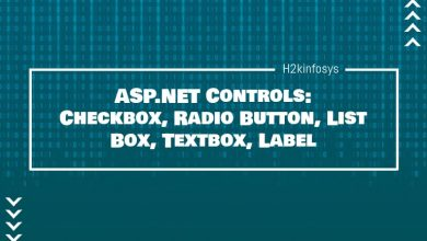 Photo of ASP.NET Controls