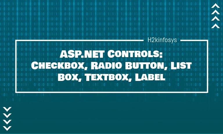 ASP.NET Controls