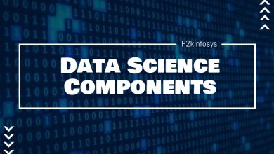 Photo of Data Science Components