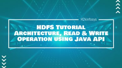 Photo of HDFS Tutorial: Architecture, Read & Write Operation using Java API