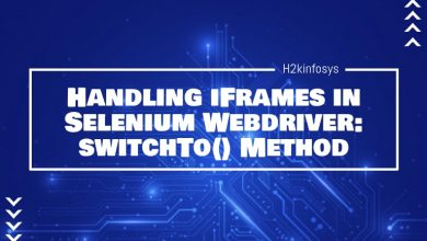 Photo of Handling iFrames in Selenium Webdriver