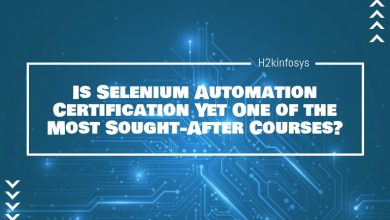 Photo of Is Selenium Automation Certification Yet One of the Most Sought-After Courses?