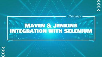 Photo of Maven & Jenkins Integration with Selenium