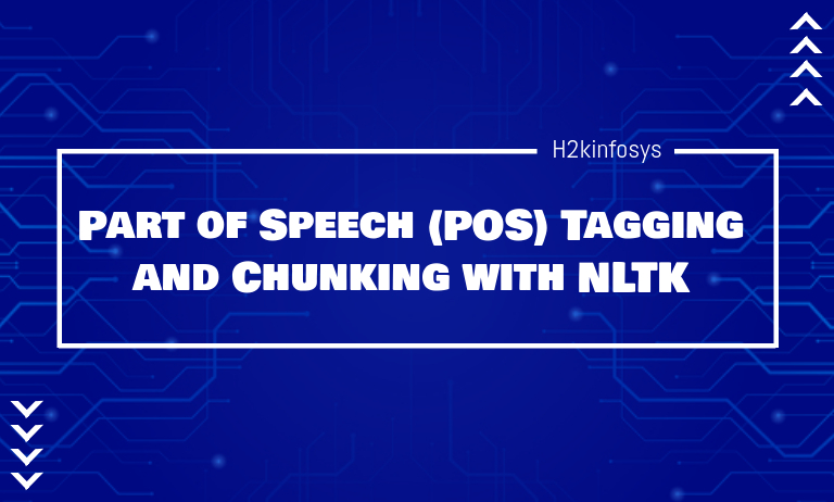 Part of Speech Tagging and Chunking with NLTK