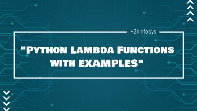 Photo of Python Lambda Functions with Examples