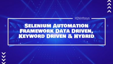 Photo of Selenium Automation Framework Data Driven, Keyword Driven & Hybrid
