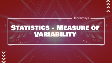 Photo of Statistics – Measure of Variability