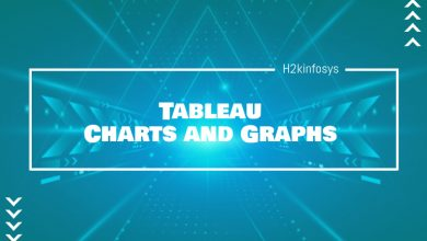 Photo of Tableau Charts and Graphs