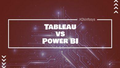 Photo of Tableau vs. Power BI
