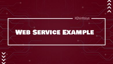 Photo of Web Service Example