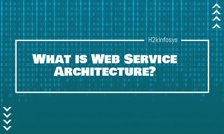 What is Web Service Architecture