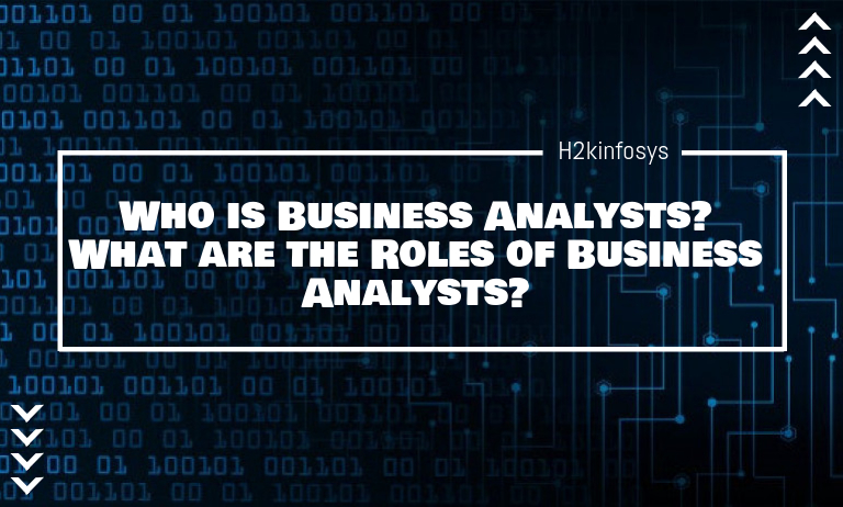 Business Analysts Roles