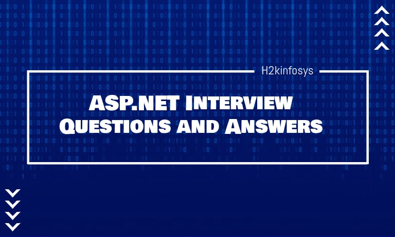 ASP .Net Interview Questions