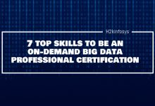 Photo of 7 Top Skills to be An On-demand Big Data Professional