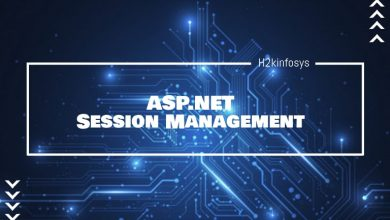 Photo of ASP.NET Session Management