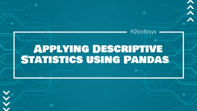 Photo of Applying Descriptive Statistics using Pandas