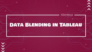 Photo of Data Blending in Tableau
