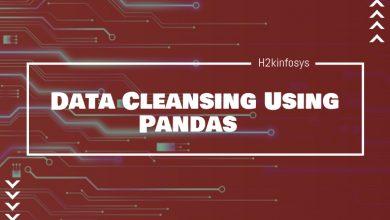 Photo of Data Cleansing Using Pandas