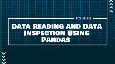 Photo of Data Reading and Data Inspection Using Pandas