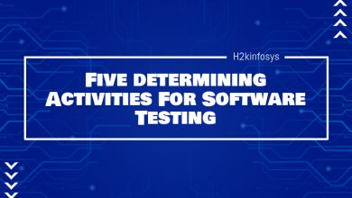 Photo of Five determining Activities For Software Testing