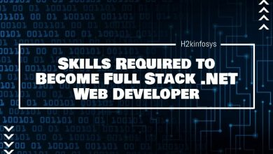 Photo of Skills Required to Become Full Stack .NET Web Developer