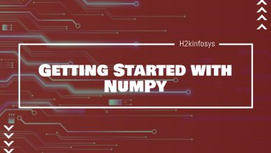 Photo of Getting Started with NumPy