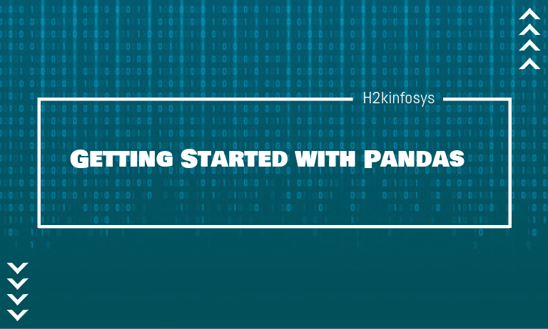 Getting Started with Pandas
