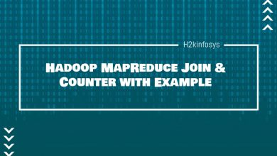 Photo of Hadoop MapReduce Join & Counter with Example