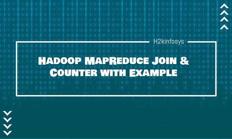 Hadoop MapReduce Join & Counter