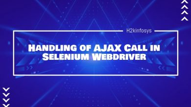 Photo of Handling of AJAX Call in Selenium Webdriver