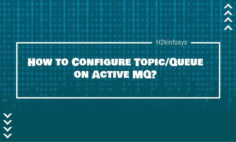 Configure Topic