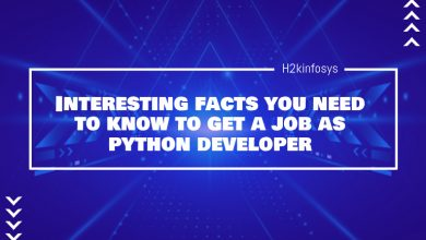 Photo of Interesting Facts You Need to Know to Get a Job as Python Developer