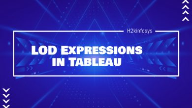 Photo of LOD Expressions in Tableau