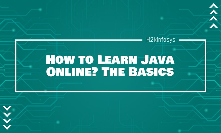 Learn Java Online