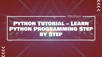 Photo of Python Tutorial – Learn Python Programming Step by Step