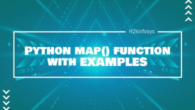Photo of Python map() function with EXAMPLES