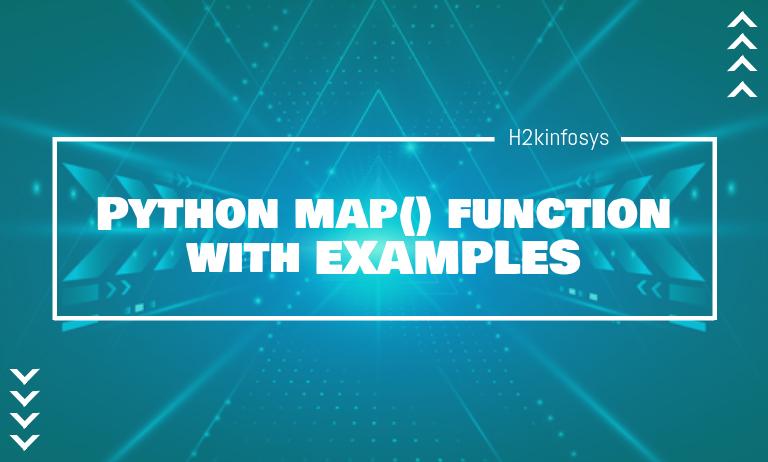 Python map() function